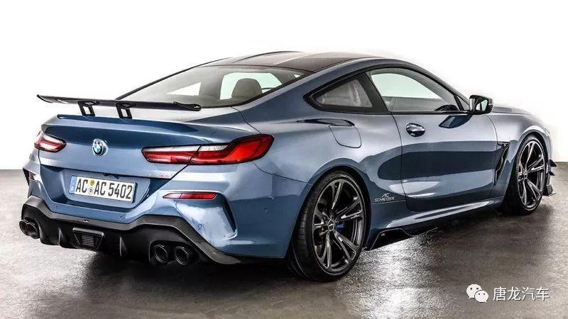 【改装作品登场】BMW 8 Series 旗舰第一改 AC Schnitzer