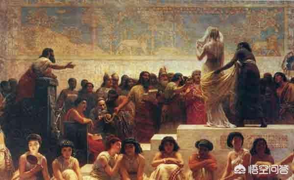 男主人买来的男女奴隶,在古罗马是如何处置