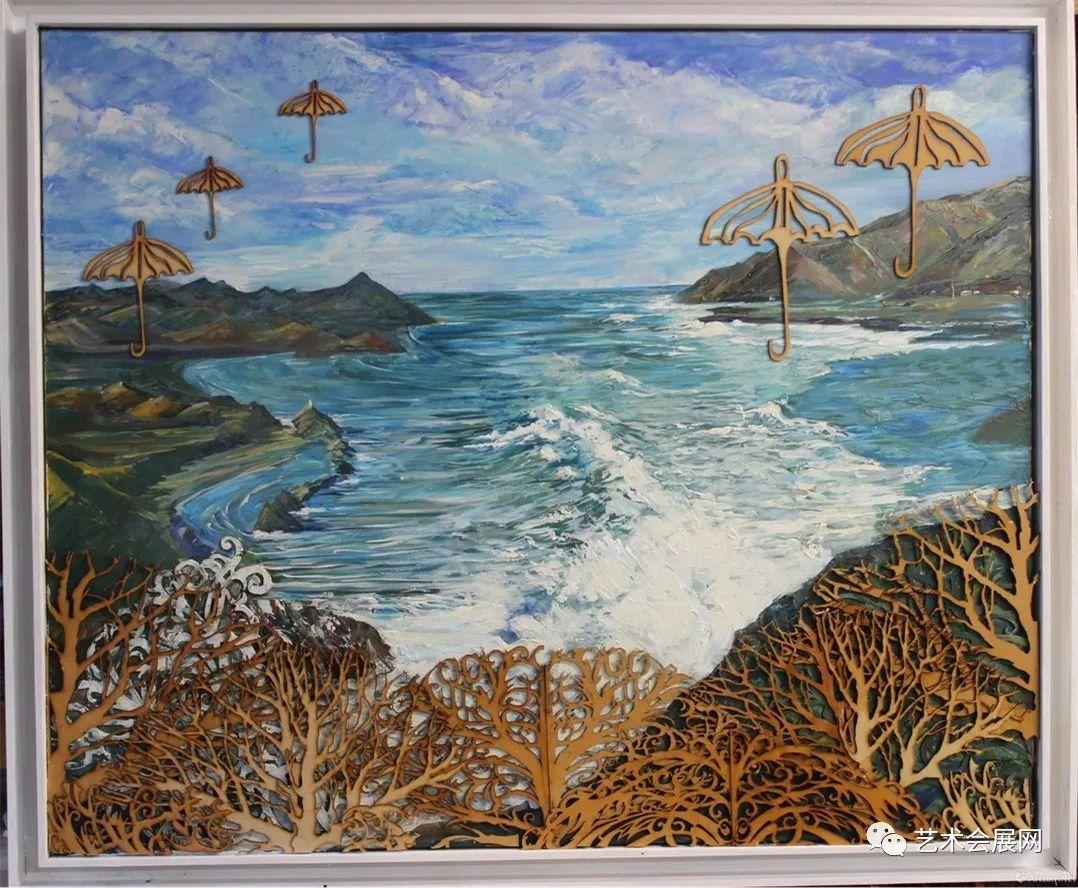 首届深圳大芬国际油画双年展图片