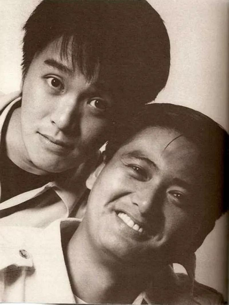 没PS的70 80 90年代,这是香港男人最帅的30年 李连杰