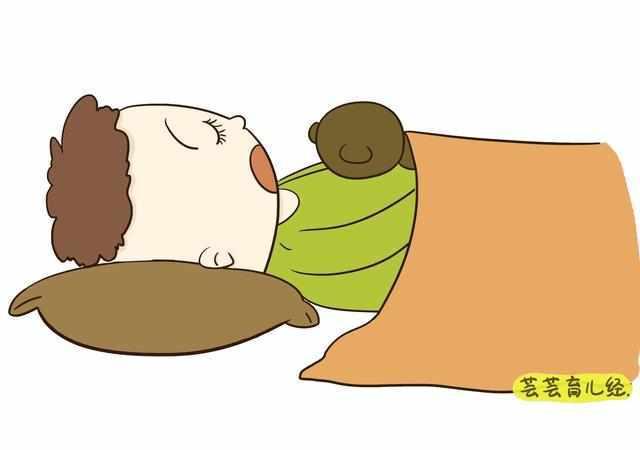 宝宝睡觉时总喜欢举起小手,背后的原因太可爱了_姿势图片
