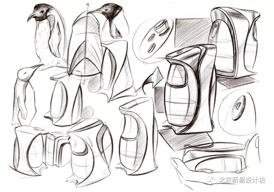 第九天  清华大学博士带你玩转设计史 第十天-小版面 草图版面如何画!图片