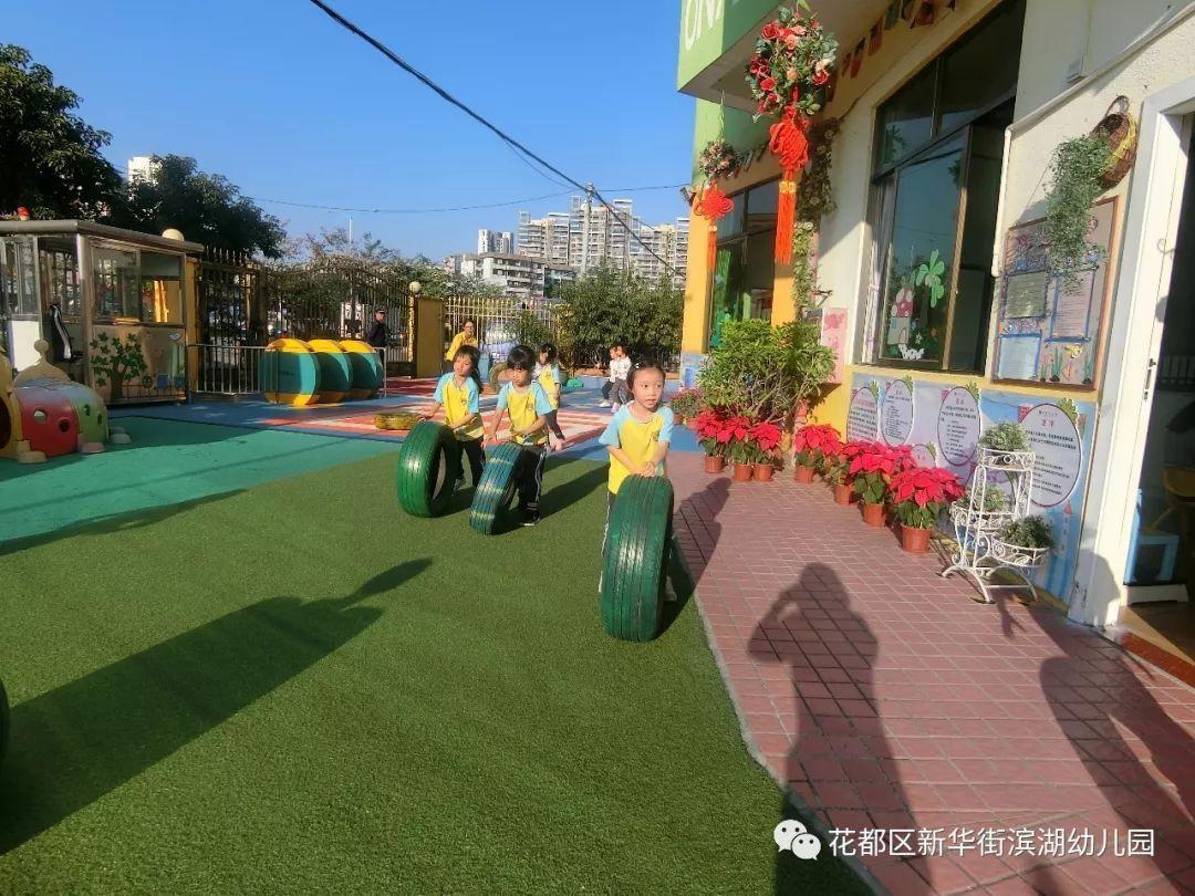 中班体能大循环活动方案 幼儿园户外体能大循环方案图片