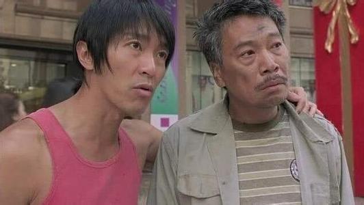 作為曾經的黃金搭檔,吳孟達再次出山,與星爺合作美人魚2