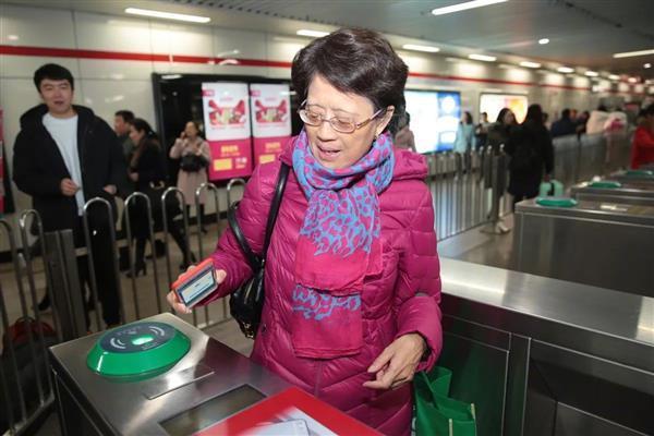 支付宝首创异地扫码:上海/杭州/宁波地铁今起互通