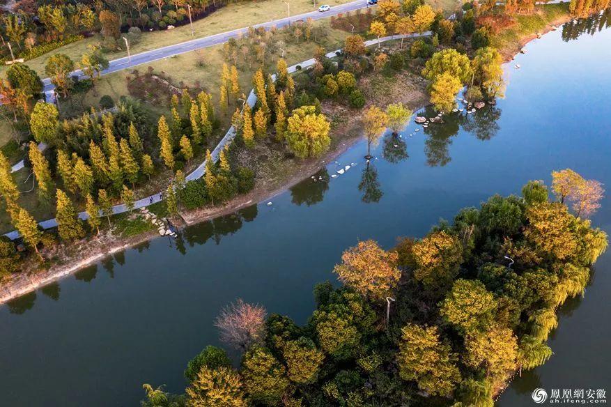 迪沟风景区,五里湖湿地公园