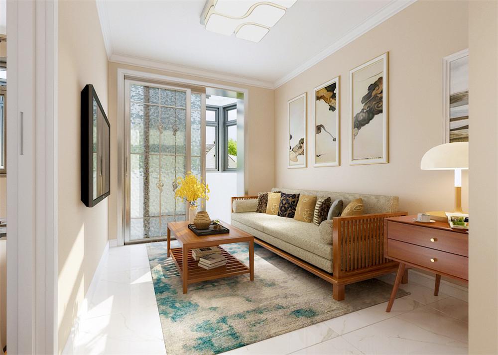 小户型客厅装修为什么都铺地板?进来看就懂了!