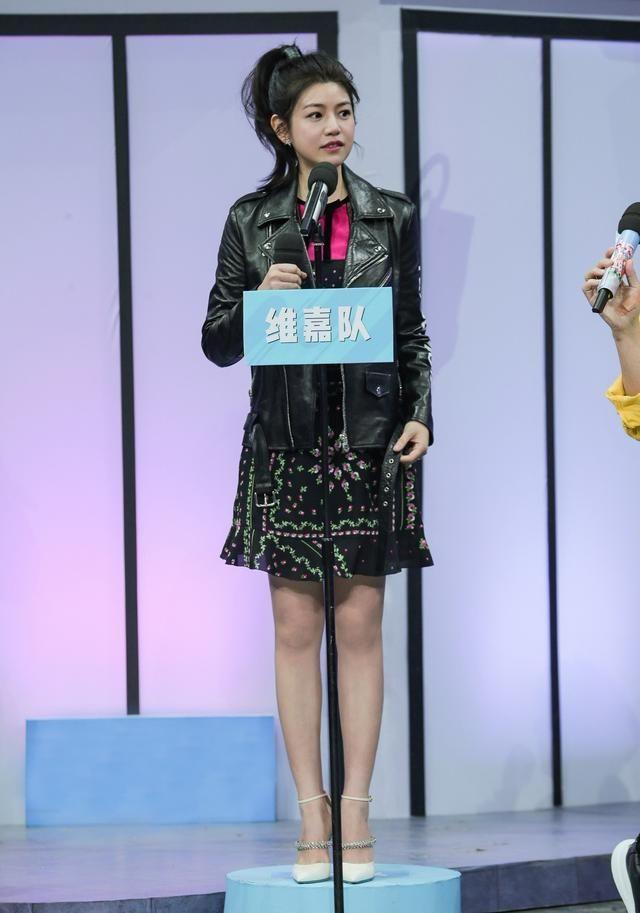 陈妍希包子脸去哪了?瘦成纸片人上《快本》,网友大呼女神!