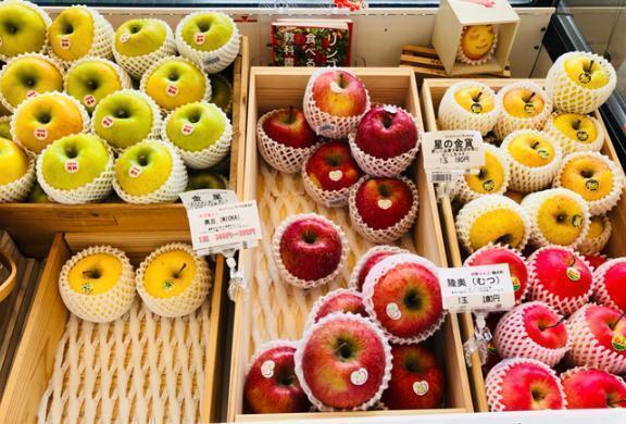 水果价目表_日本超市天价水果,日本人吃不起,中国游客:我们天天吃!_巴中