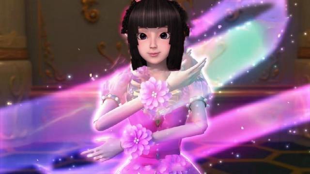 叶罗丽:仙子们换上王默的脸之后,辛灵仙子毁了,灵公主图片