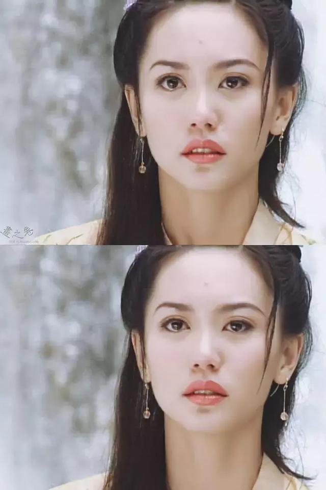她是《東遊記》呂洞賓的初戀白牡丹,快五十歲曬照怎麼還這麼美