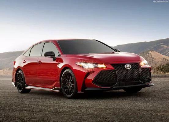丰田中型轿车TRD版本发布这样的凯美瑞和亚洲龙你一定会喜欢!_体