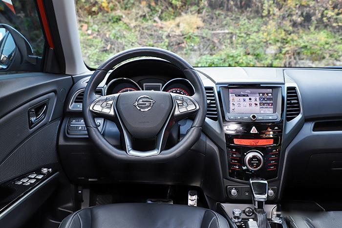到底有什么魔力? 海外试驾韩国最火小型SUV双龙蒂维拉