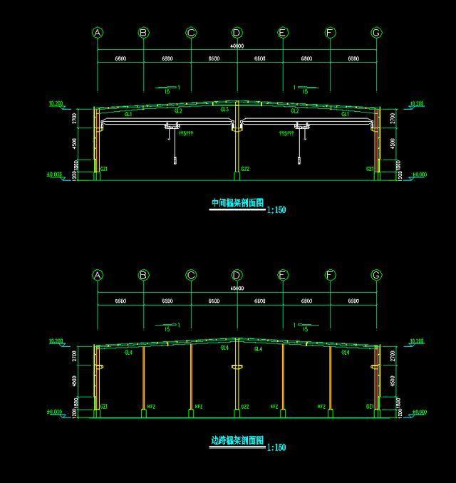 看不懂cad建筑图纸?高级建筑师教你先如何看懂钢筋符号