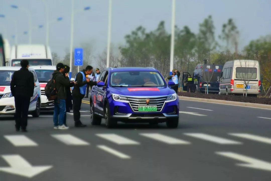六城千里、两项最佳 荣威MARVEL X成新能源汽车名城接力赛大赢家