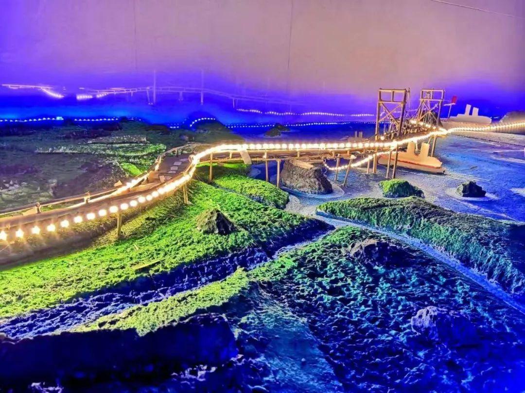 厉害!我院学生手工制作港珠澳大桥,用的材料竟然是