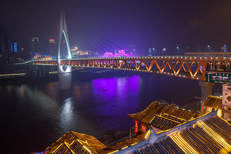 重庆活陵经济总量_重庆夜经济现场图片
