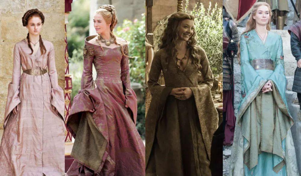 时尚服装_绝美英国服装史!这个时期的衣服,谁穿谁仙女!