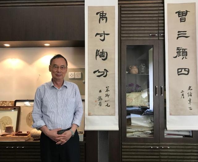 中国科技大学第七任校长、南方科技大学创校校长朱清时书作欣赏