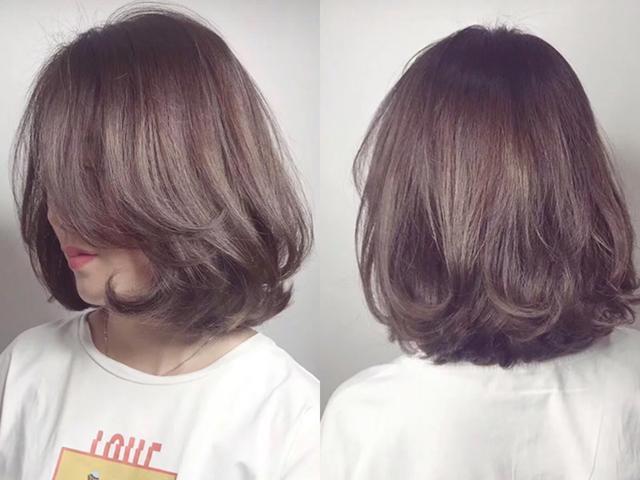 2019年最流行的7款短发烫发型,烫对这些款很好看显年轻!图片