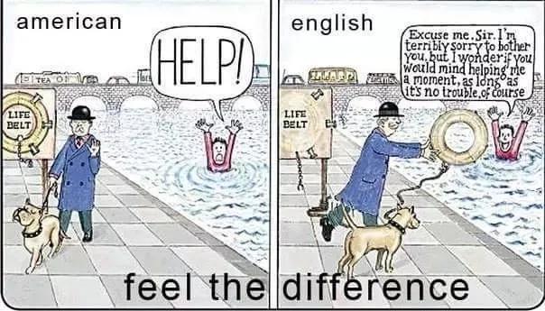 你的英语到底是偏美式还是偏英式?测一测就知道!