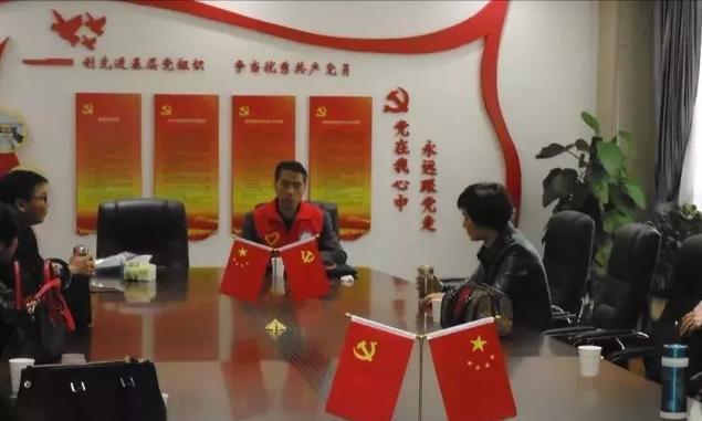 固始县四中参观淮滨县实验中学义务教育均衡发展创建工作