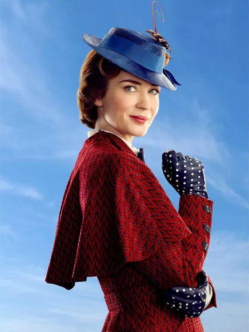 mary poppins returns 《欢乐满人间2》