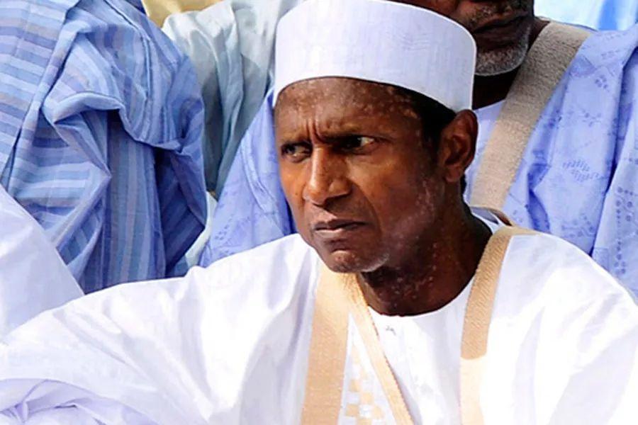 """也许尼日利亚人民也是不安""""历史重演""""。"""
