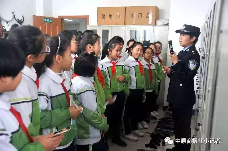 邯郸市丛台小学走进法院 零距离接受法制教育