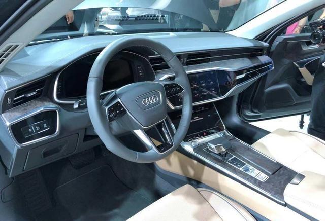 国产豪车扳手腕全新一代奥迪A6L明年披挂上阵E级5系有压力了