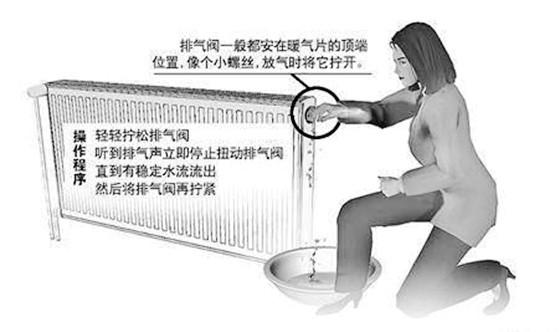 暖气片流水声,暖气片里的水一直响,暖气片有流水声正常吗
