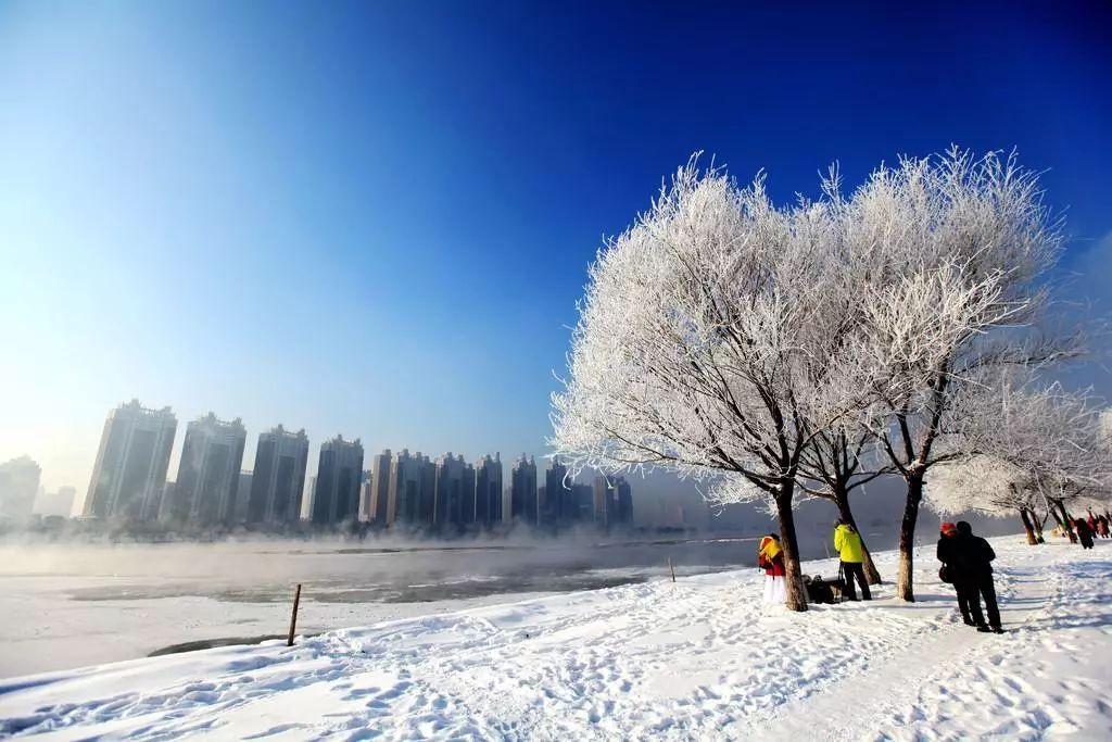 2018吉林市雾凇冰雪节&2018-2019吉林雾凇冰雪节已经开始啦!图片