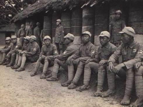 松山战役幸存老兵的晚年生活