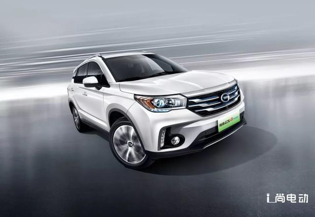 广汽本田也有插电式混合动力SUV,川汽GS4 PHEV有多个身份