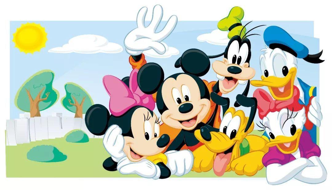 俨然成为整个迪士尼动画帝国乃至全球动画的标志和代名词.