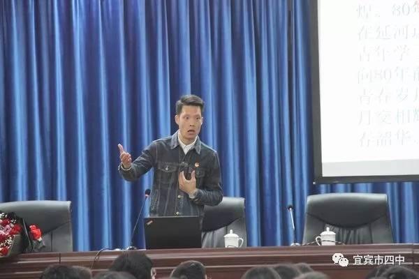 刘宇超讲师热诚走进学生