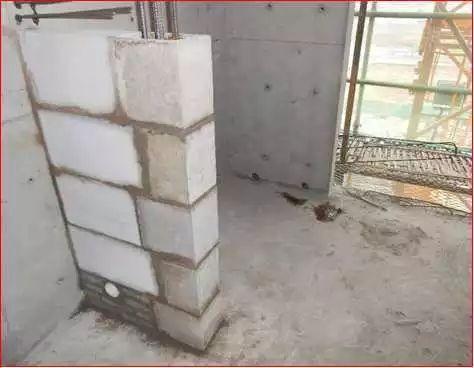 图文| 二次结构构造柱免支模施工工艺