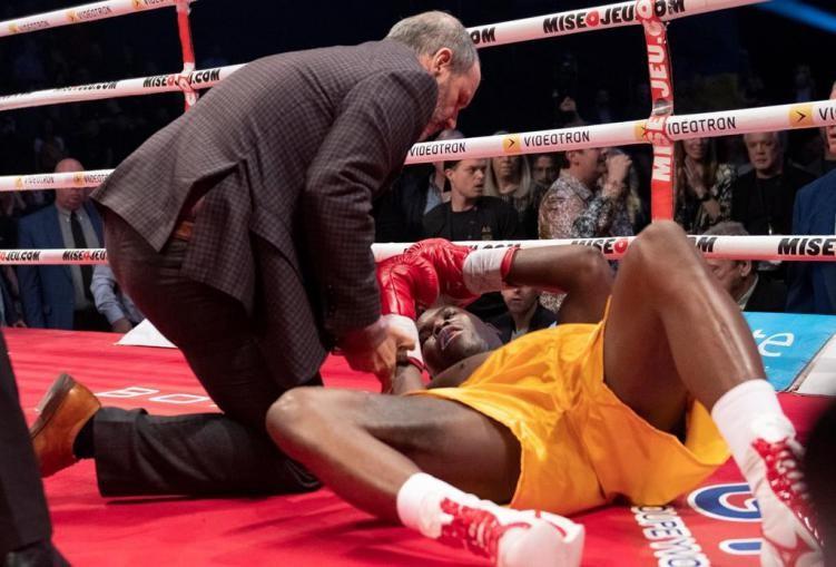 轻量级拳王被打晕后至今昏迷专家呼吁禁止拳击运动