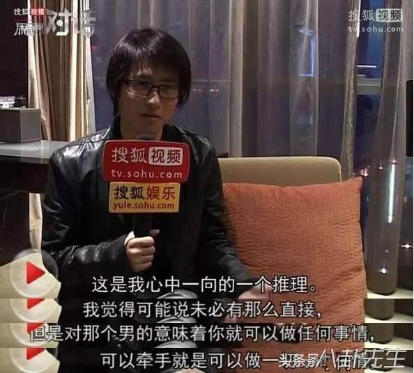"""韩寒名言语录_除了蒋梦婕""""一个巴掌拍不响"""",这些明星也发表过荒谬的两性 ..."""