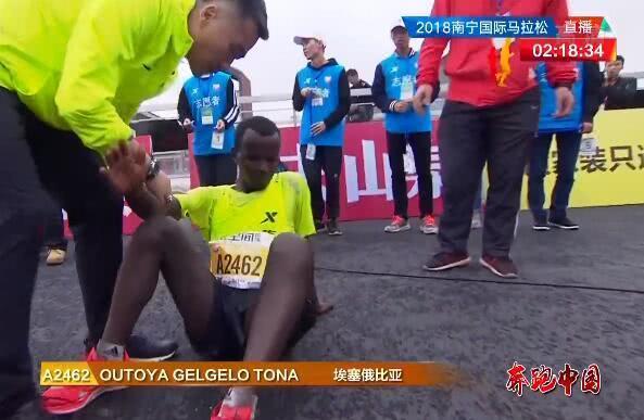 马拉松选手被拽停是怎么回事?为什么要拽停马拉松选手?