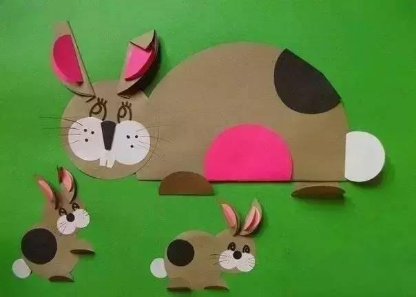 幼儿园卡纸创意手工制作,让孩子创意大爆发!_海底世界