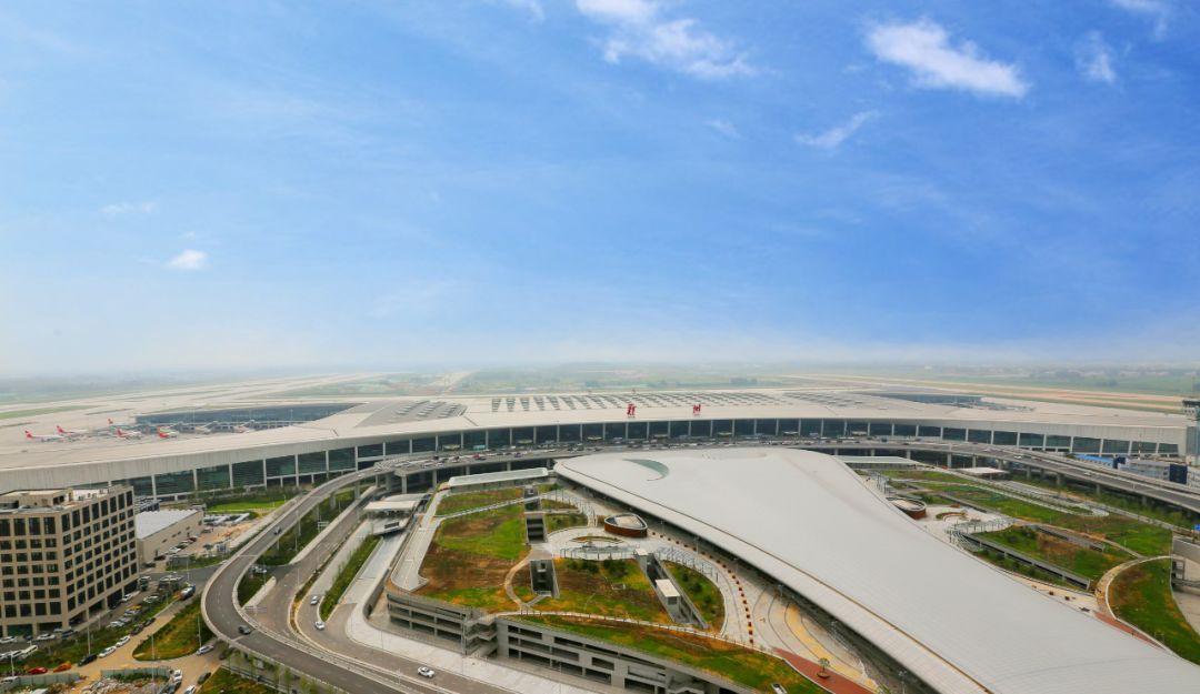新郑机场t2平面图