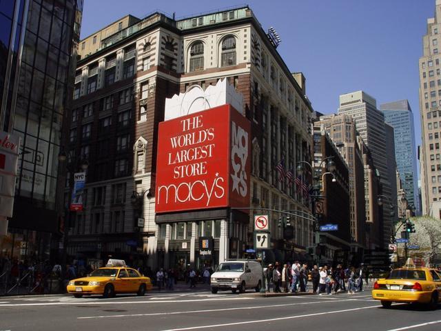 梅西百货关闭天猫店,百年百货巨头为何赢了世界输在中国?