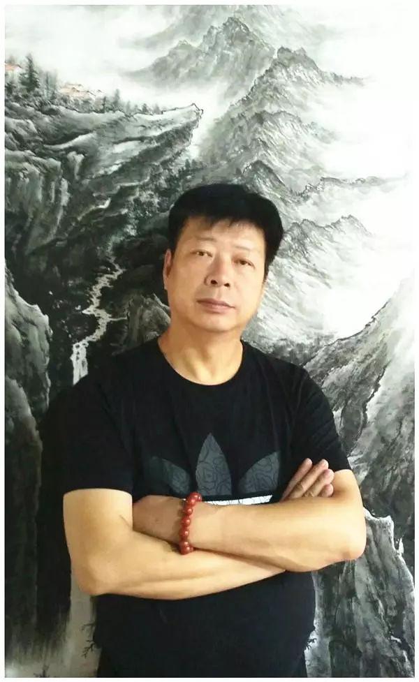 画家蒋新民——奔放中见细微 气韵恢宏秀美