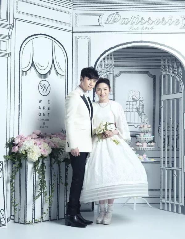瓊瑤劇憂鬱男,與女助理相戀11年,如今選在「雙11」補辦婚禮