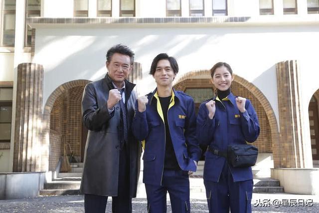 《Trace 科搜研法醫研究員的追想》電視劇公布花絮照