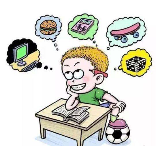 面对孩子的注意力不集中,上课不认真,成绩差时,你是不是也经常责骂