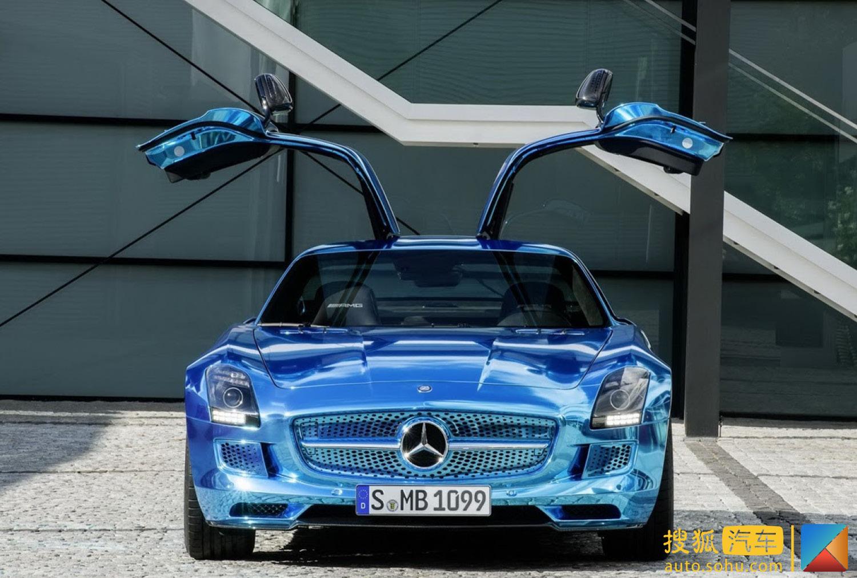 奔驰或推电动SLS AMG继任者 迈向电动超跑(第1页) -