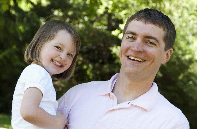 爸爸容易遺傳給女兒的4個特徵,第二個很尷尬,你家孩子占幾個?