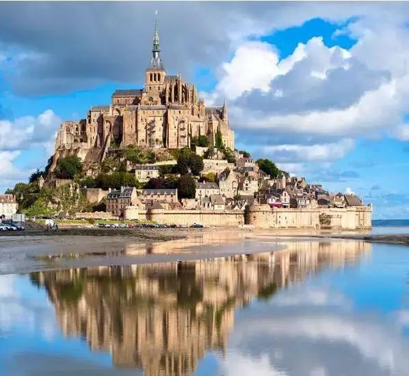 全球最美的25座城堡,比童话书里的还好看